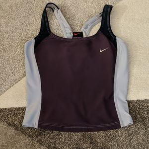 Nike small Crop top